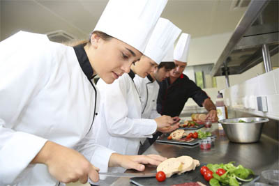Development and implementation of HACCP in public catering